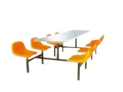 中空座餐桌